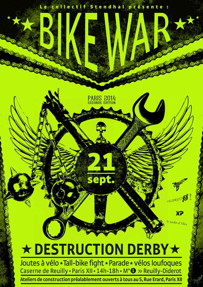 Bike War 2014