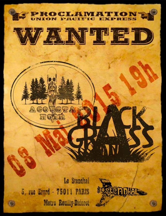 Backgrass & Acousta Noir